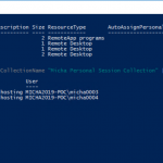 Old CB Collections Overview Powershell